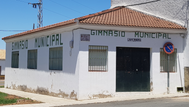Photo of Gimnasio municipal